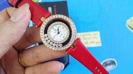 Sơ lược một số mẫu đồng hồ nữ dây da đẹp giá bình dân