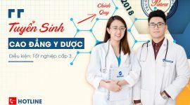 Ước mơ học Cao đẳng Dược ngành học đầy cao quý