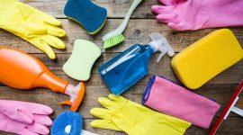 Mách bạn cách dọn nhà sạch bong nhờ những nguyên liệu sẵn có