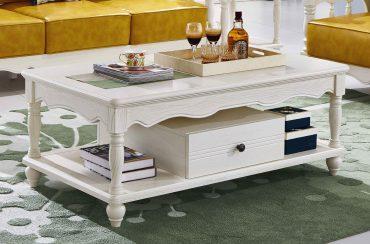 Các chất liệu bàn phòng khách được mua nhiều nhất hiện nay