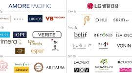 Top thương hiệu mỹ phẩm xứ Hàn được cả thế giới tin dùng.