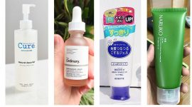 Review tẩy da chết Cure – Rosette – Naruko – The Ordinary