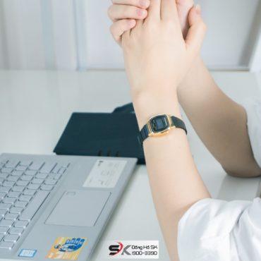 Đồng hồ điện tử Casio LA670: giá rẻ, đa năng