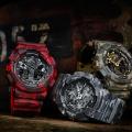 Đồng hồ nam Casio G-Shock GA-100CM-8A – Mới