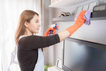 Những lý do bạn nên lựa chọn dịch vụ vệ sinh nhà ở
